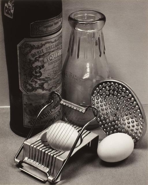Ansel Adams, 'Still Life With Egg Slicer, San Francisco ', 1932, Weston Gallery