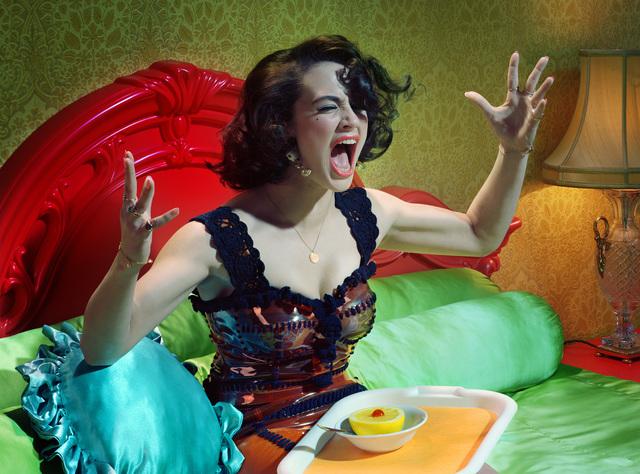 , 'Actress #6,' 2012, Huxley-Parlour