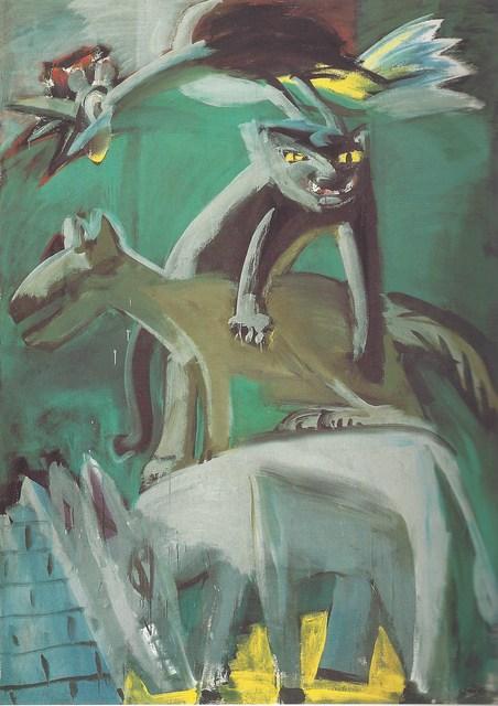 , 'Hausbesetzer,' 1983, Galerie Klaus Gerrit Friese