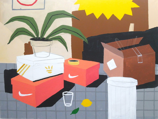 Fabian Warnsing, 'Boxes', 2019, Urban Spree Galerie