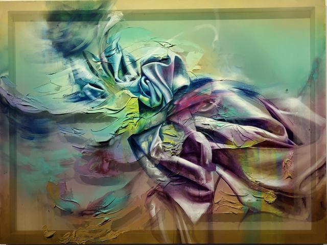 , 'Departure,' 2018, Mirus Gallery