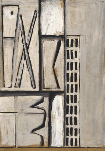 , 'Estructura en blanco,' 1965, Cecilia de Torres Ltd.