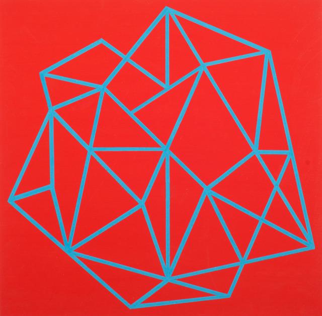 , 'Plan III,' 1995, ART'LOFT, Lee-Bauwens Gallery