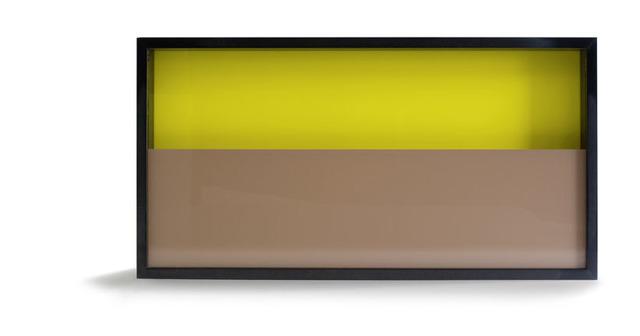 Ed Ruscha & Jean-Marc Bustamante, 'L'Horizon Chimérique', 2009, Schellmann Art