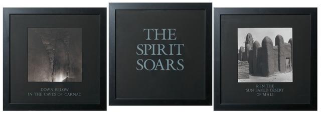 Carrie Mae Weems, 'The Spirit Soars: Carnac & Mali', 1996, Bentley Gallery