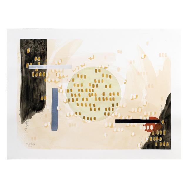, 'the secrets are hidden for the seekers to find 2,' 2017, Jen Mauldin Gallery