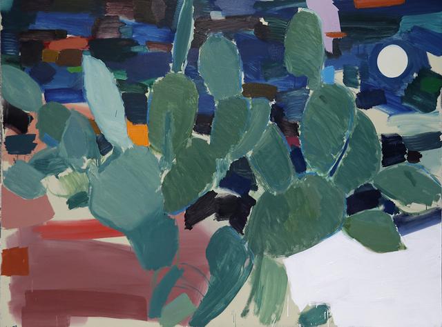 , 'Cactus Three,' 2016, Zilberman Gallery