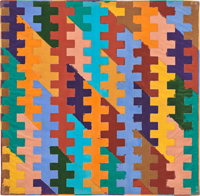 Alan Shields, 'Cowboy Turbin Elephant', 1989, Pace Prints