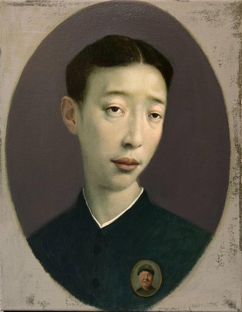 , 'Mr. Wang,' 2019, ARCADIA CONTEMPORARY