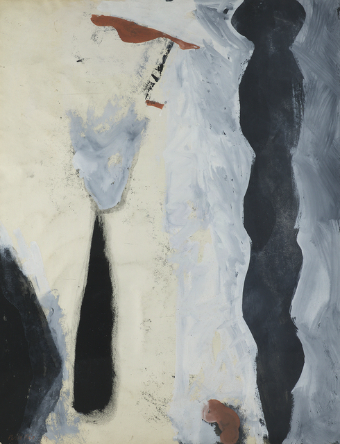 , 'Prophetic Forms,' 1952, Berry Campbell Gallery