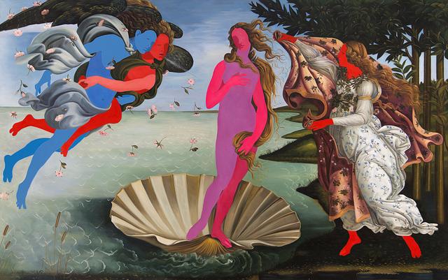 , 'Faceless Series - Yüzsüzler Serisi,' 2014, Anna Laudel