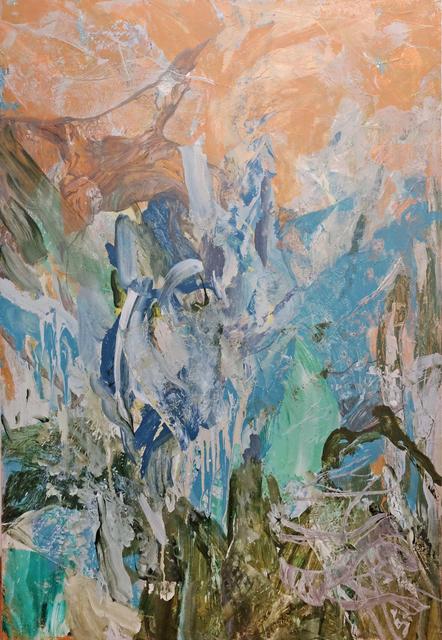 , 'Dusk, Highland Plant  |  夕陽、高山植物 ,' 2018, Affinity ART