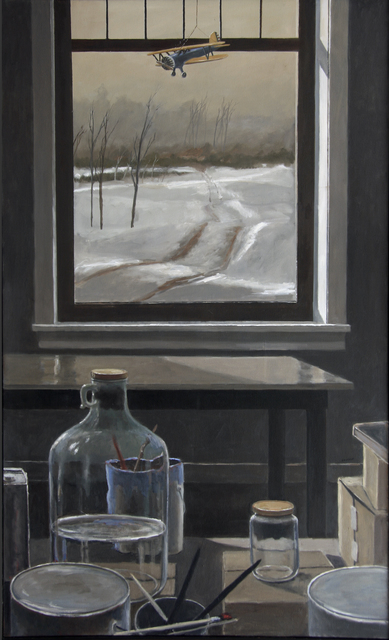 , 'WINTER STUDIO,' 2006-2015, Greg Kucera Gallery