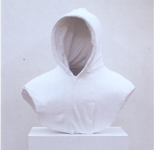, 'Hoodie bust,' 2014, Galerie Van der Planken