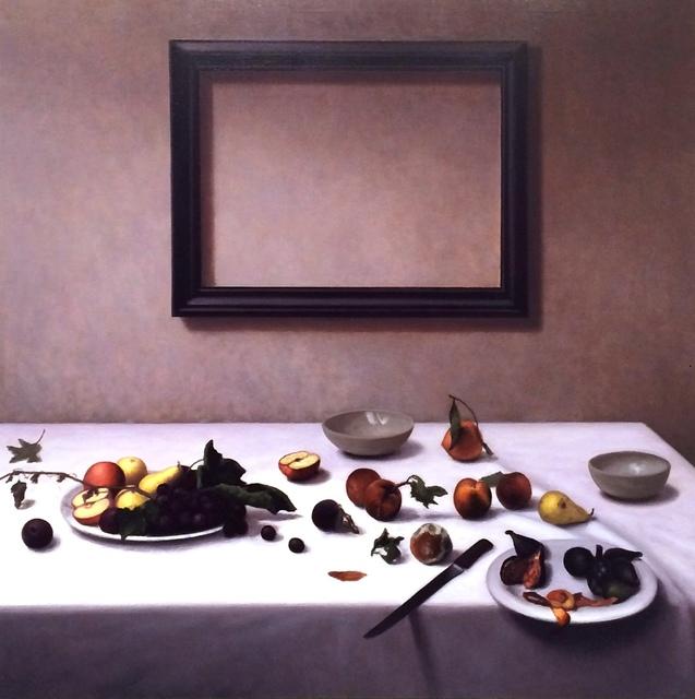 , 'Cesta de frutas,' 2017, Sala Parés