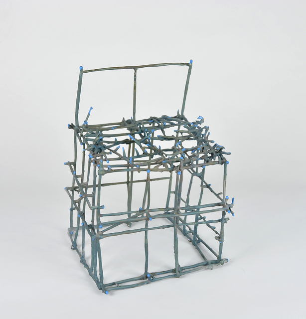, 'The Architect's Chair,' 2015, Inman Gallery