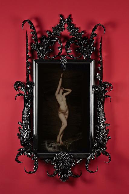 , 'Black Mirror 'Andromeda' ,' 2016, Gary Tatintsian Gallery