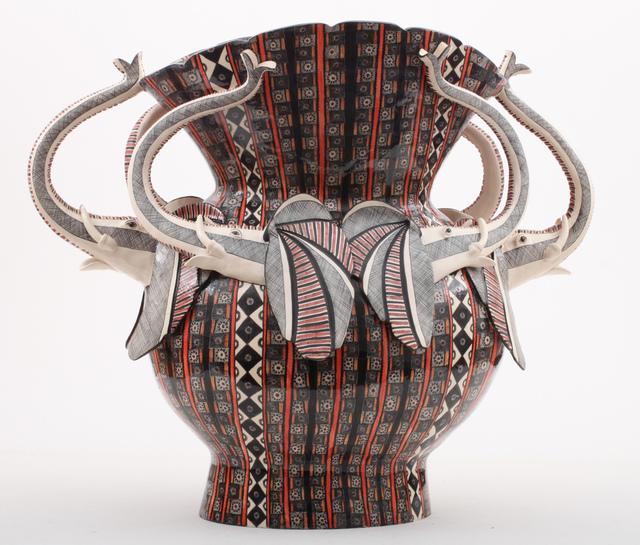 , 'Elephant Vase,' 2012, Southern Guild