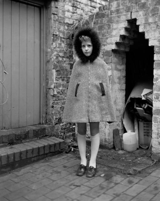, 'Firl in hood,' 1973, Galerie Clémentine de la Féronnière