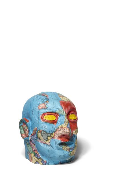 , 'Head #5,' 1984, CFHILL