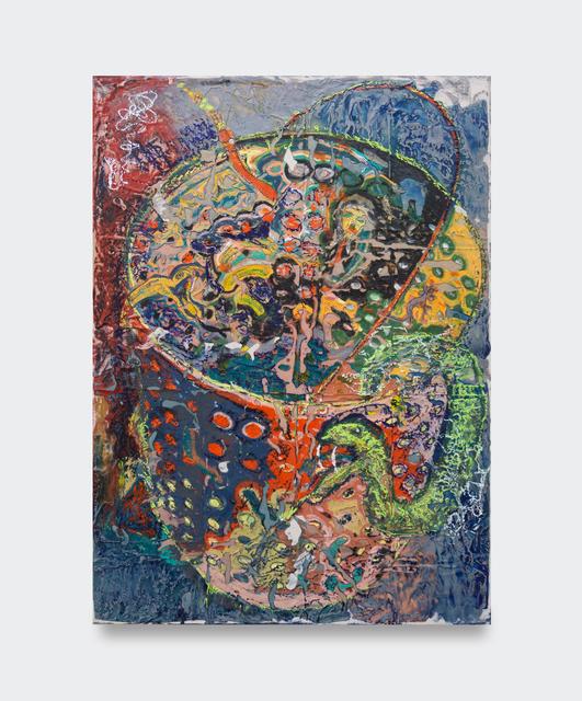 , 'Rattle Bucket,' 2019, V1 Gallery