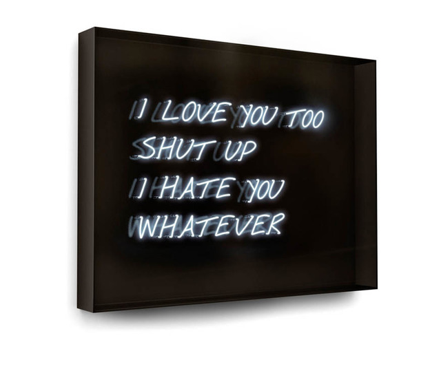 David Drebin, 'I Love You Too', 2013, Isabella Garrucho Fine Art