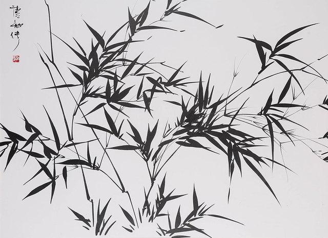 , 'Bamboo (No. 55),' 2005, Pékin Fine Arts