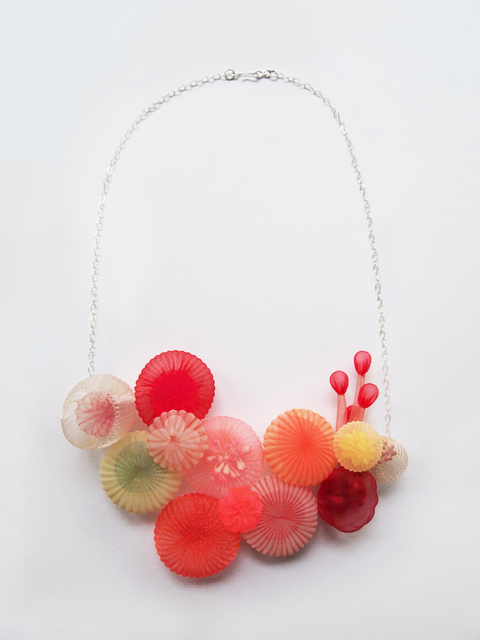 , 'necklace Illumination,' 2020, Micheko Galerie