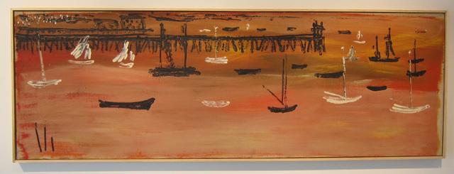 , 'Provincetown  9-3-53,' 1953, Albert Merola Gallery
