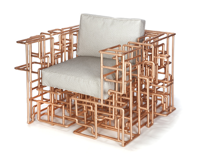 Benjamin Rollins Caldwell, 'American Pipe Dream Chair', 2011