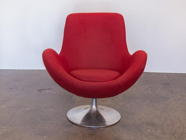 , 'Swivel Lounge Chair,' ca. 1960, Open Air Modern