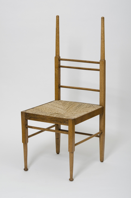 , 'Greek Side Chair,' 1885, The Fine Art Society