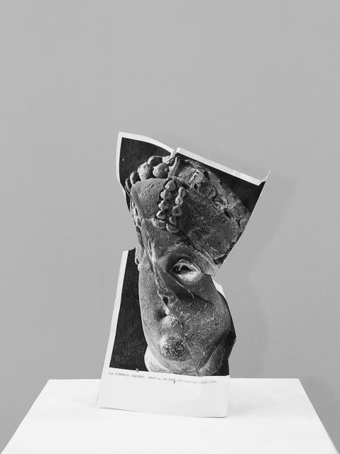 , 'Damnatio memoriae #3,' 2013, Casemore Kirkeby