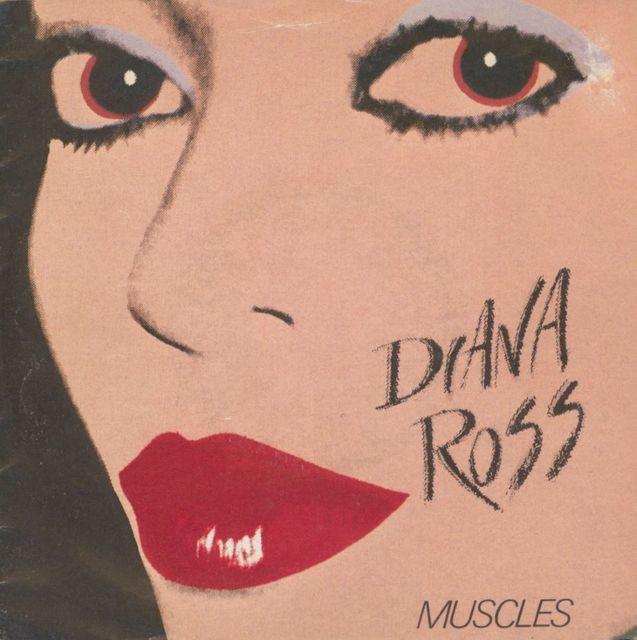 "Andy Warhol, 'Diana Ross / ""Muscles""', 1982, NextStreet Gallery"