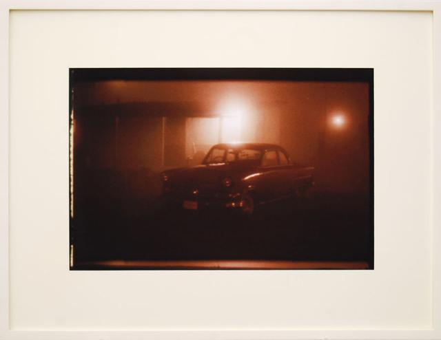 , 'Parres Cero (fotograma 8),' 2007, Proyecto Paralelo
