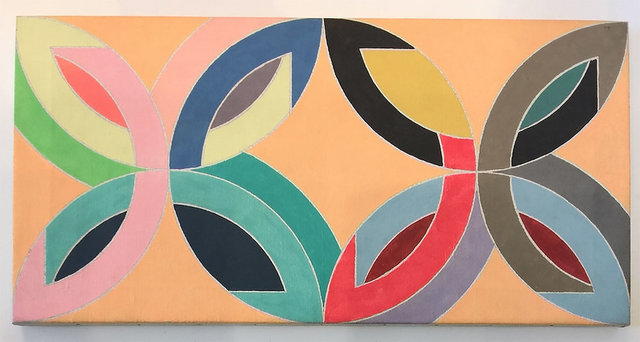Richard Pettibone, 'Stella Saskatoon 1968', 1978, Painting, Acrylic on canvas, Robert Fontaine Gallery