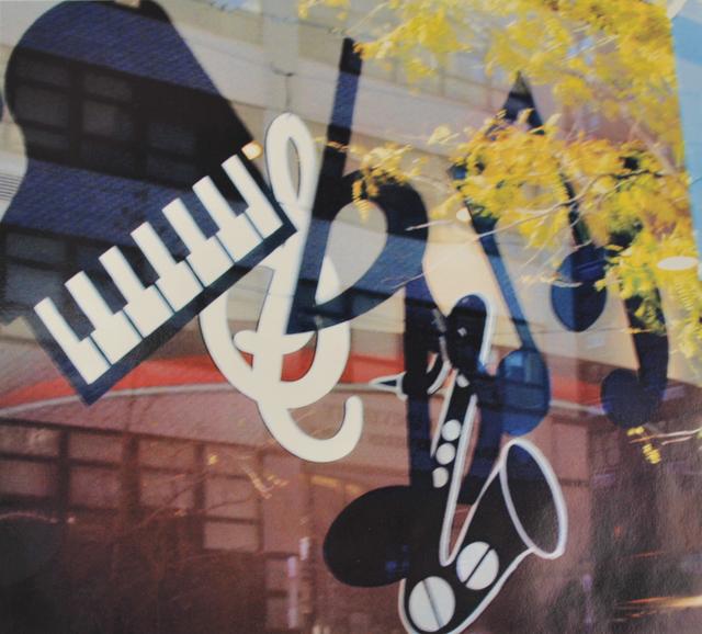 , 'Music Window,' 2004, Fountain House Gallery