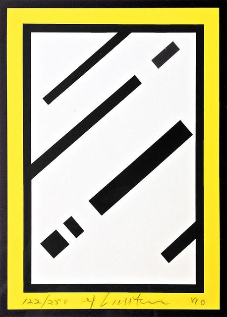 Roy Lichtenstein, 'Mirror', 1990, ClampArt