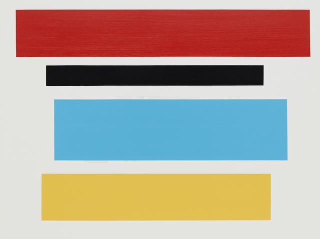 , 'Decal 110,' 2016, Rick Wester Fine Art