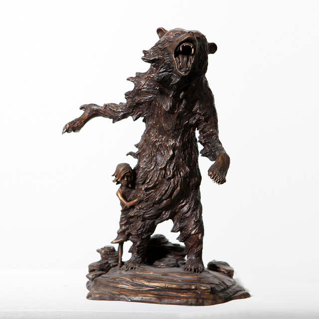 , 'Her Bear,' 2010, Jen Mauldin Gallery