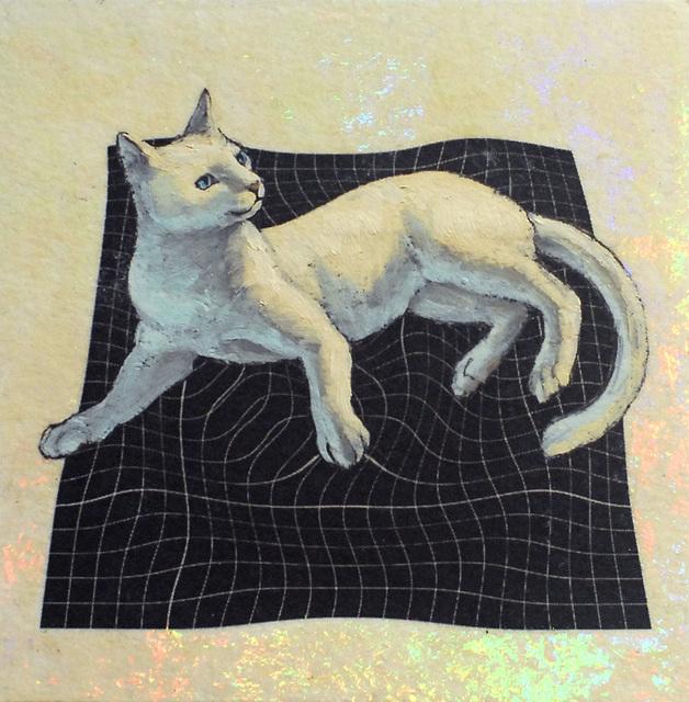 Alexis Kandra, 'Ice Cat', 2019, Deep Space Gallery