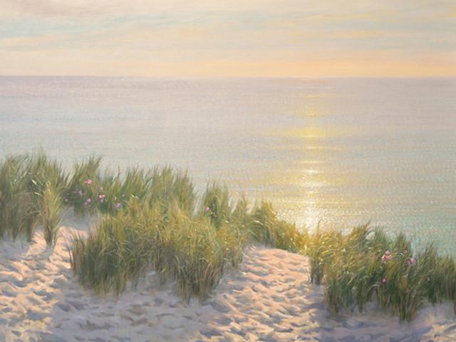 Mark Shasha, 'Cape Cod Twilight', ca. 2020, Painting, Oil on canvas, The Guild of Boston Artists