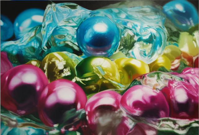 , 'Colored Pearls,' 2016, Allouche Gallery