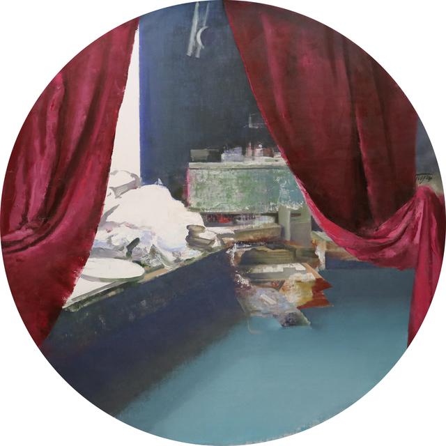 ", 'Series ""Studio"". The Evening Star.,' 2017, Marina Gisich Gallery"