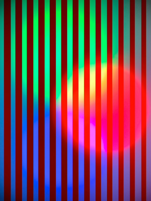 , 'Stripe(50Hz)  2015:05:08 22:54:35 shinjuku-ku,' 2015, KANA KAWANISHI GALLERY