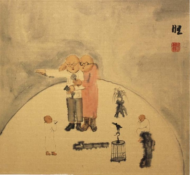 , 'Find A Hope 18-1,' 2018, Tao Water Art Gallery