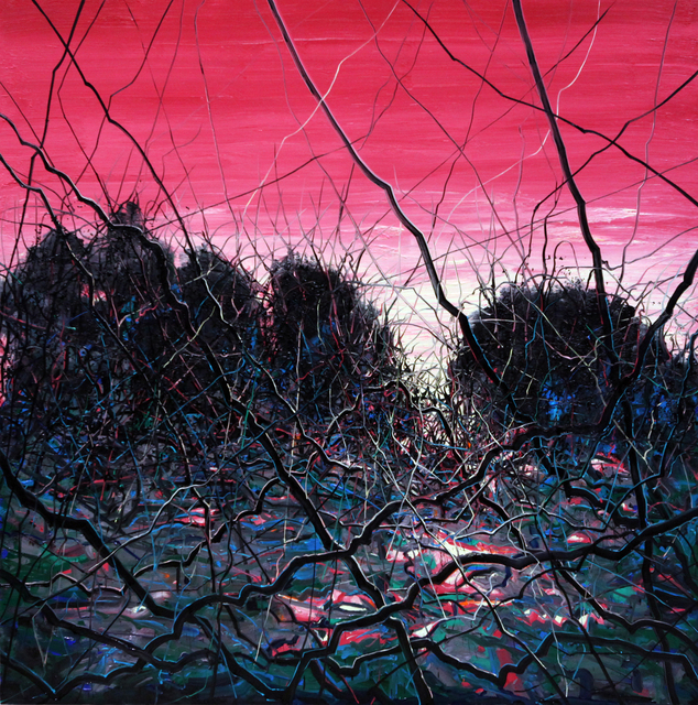 Zeng Fanzhi, 'Yet to be titled,' 2013, Gagosian