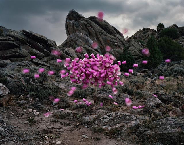 , 'Cups No. 2,' 2013, Miller Yezerski Gallery