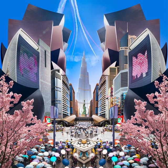 , 'Grand Avenue,' 2017, Cynthia Corbett Gallery