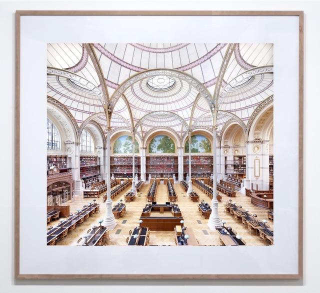 , 'La Salle Labrouste - La Bibliothèque de l'INHA Paris I 2017,' , Sean Kelly Gallery